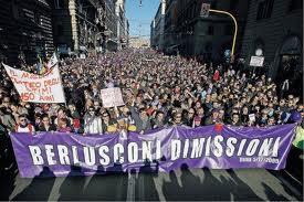 Berlusconi dimissioni