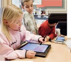 scuola tablet